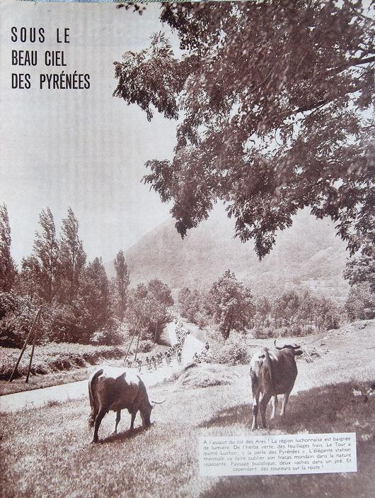 Blog Luchon-Toulouse Col des Ares