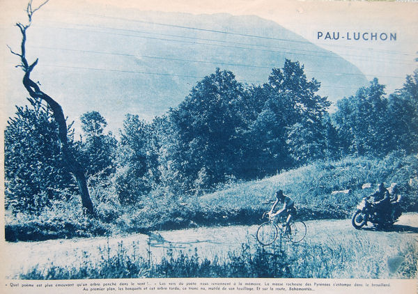 Blog Pau-Luchon Bahamntès seul