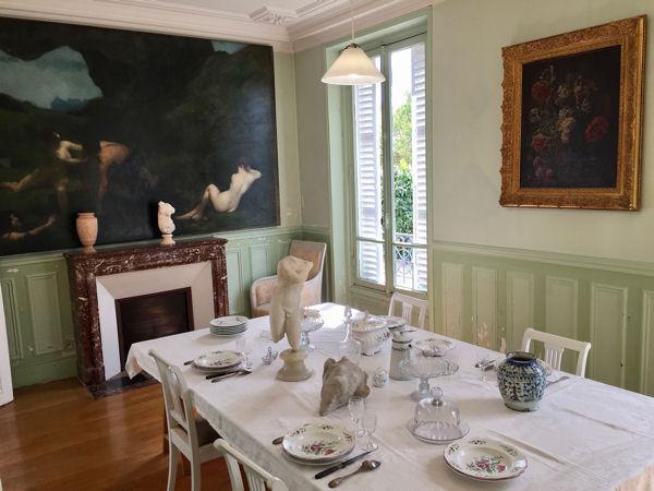 blog maison Rodin salle à manger 1