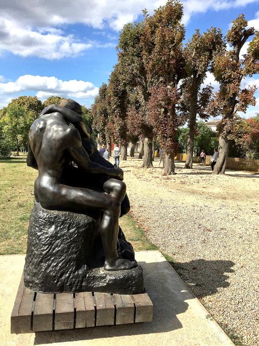 Blog Rodin baiser sortie