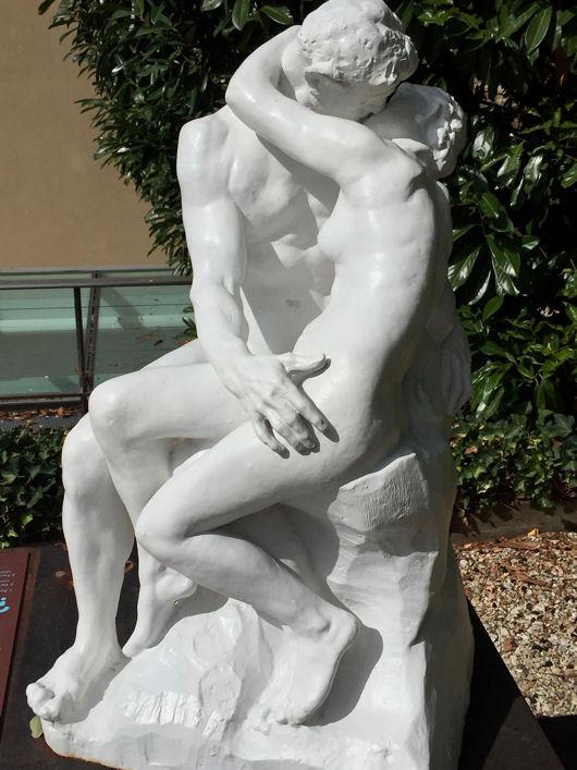 blog Rodin  baiser tactile