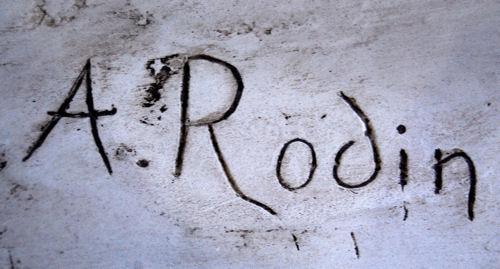 Blog Rodin signature