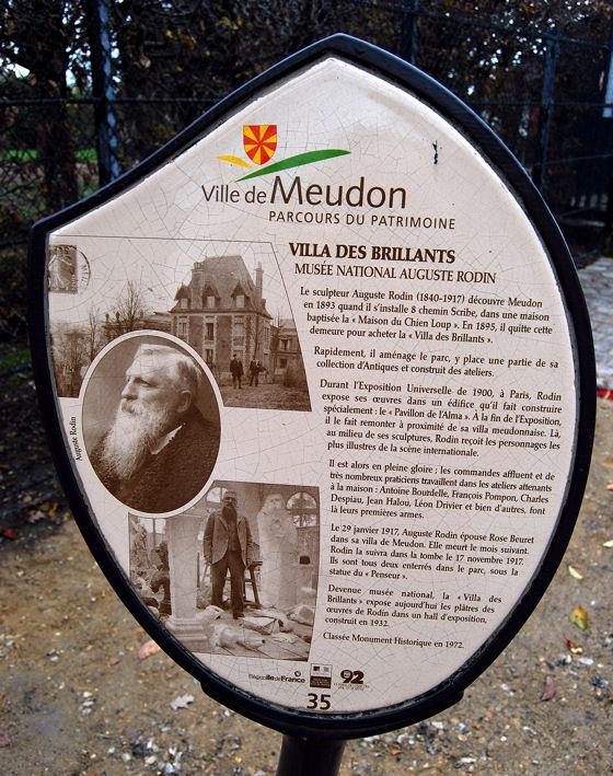 Blog villa Rodin pancarte
