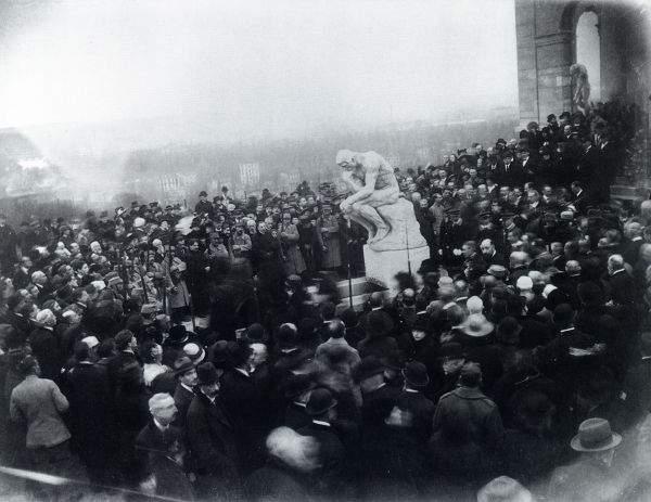 obsèques Rodin
