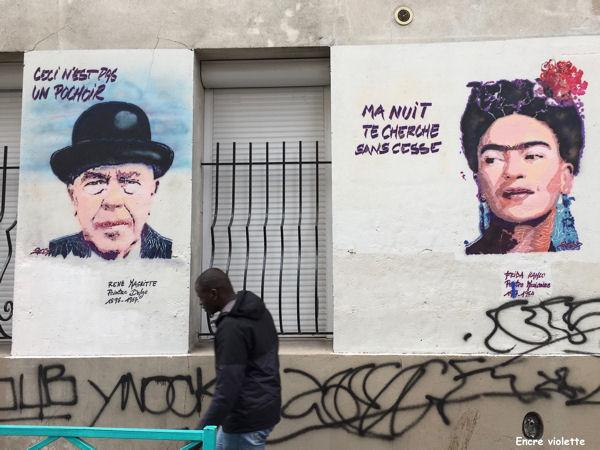 Menilmontant rue du Retrait blog 2