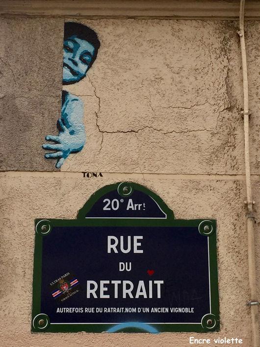 Menilmontant rue du Retrait blog 4
