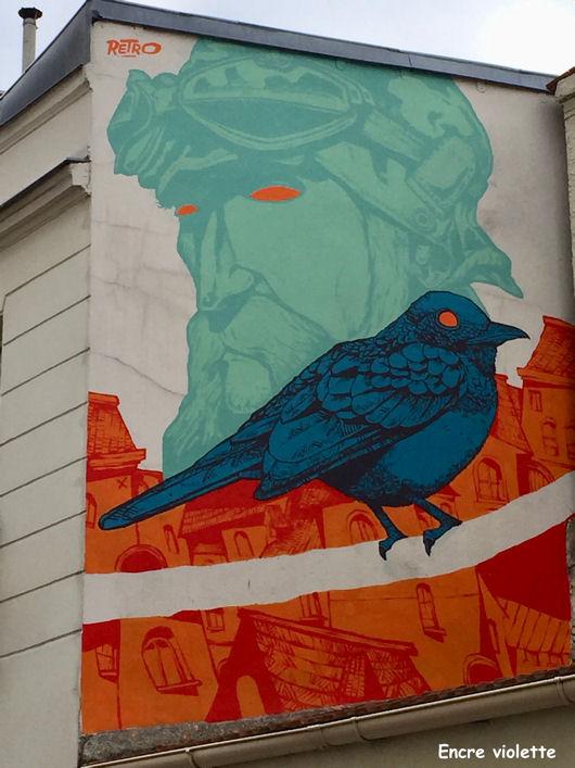 Menilmontant rue du Retrait blog 5