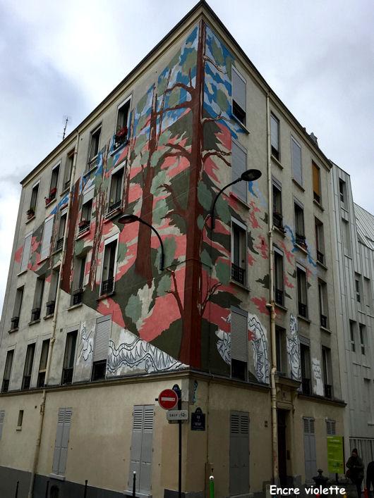 Menilmontant rue du Retrait blog 6