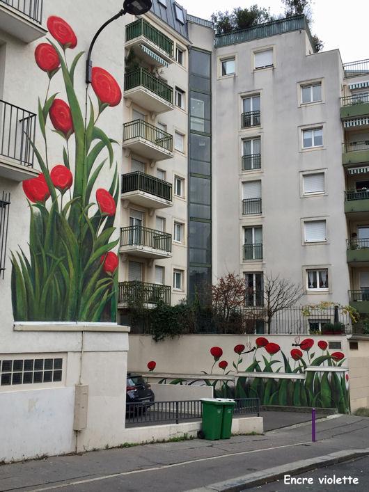 Menilmontant rue du Retrait blog 9