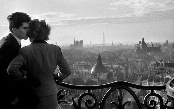 Ronis amoureux de la Bastille blog