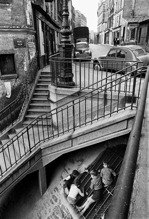 Ronis rue Vilin blog
