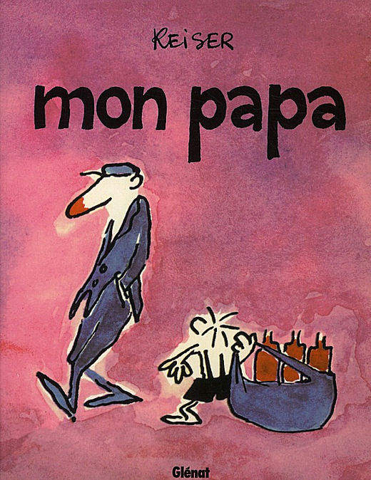 Blog Mon Papa de Reiser