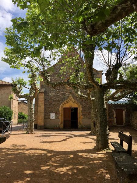 Blog Sainte-Paule église fronton