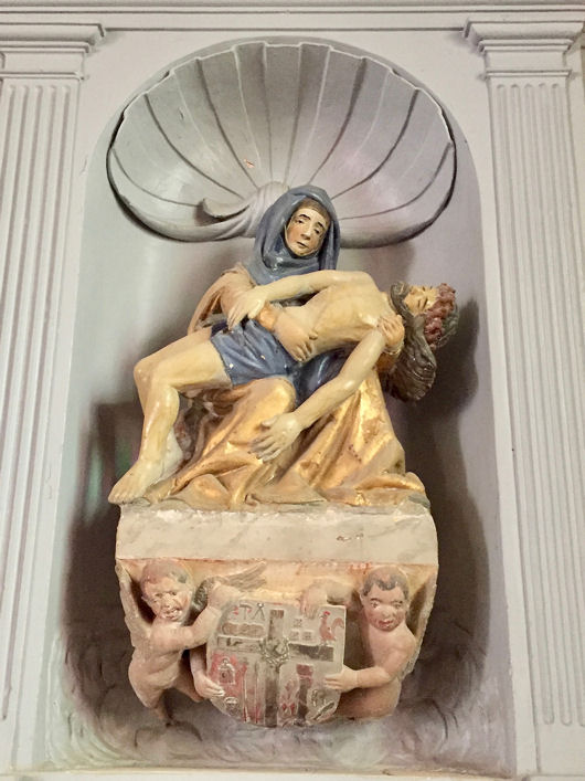 Blog Sainte-Paule église Pieta