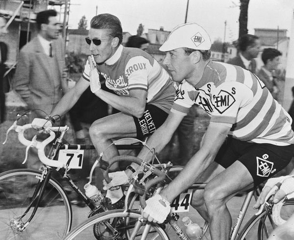 Blog Anquetil-Gaul Giro 1959