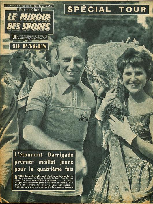 Blog Darrigade 1ère étape