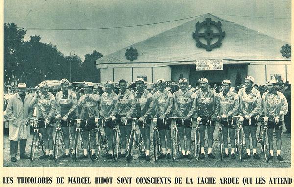 Blog équipe de France départ Mulhouse