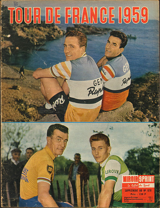 Blog les 4 Grands du Tour 1959