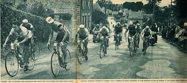 Blog Tour 1959 attaque avant Bagnoles