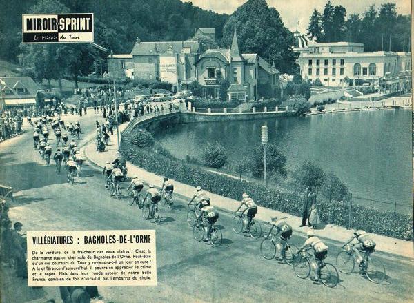 Blog Tour 1959 Bagnoles de l'Orne