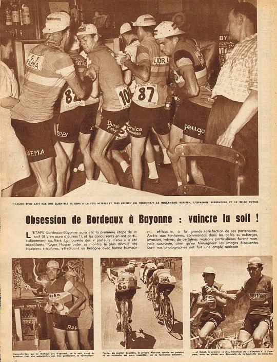 Blog Tour 1959 canicule Bordeaux- Bayonne 1