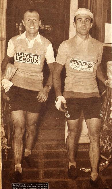 Blog Tour 1959 Cazala Darrigade à Roubaix