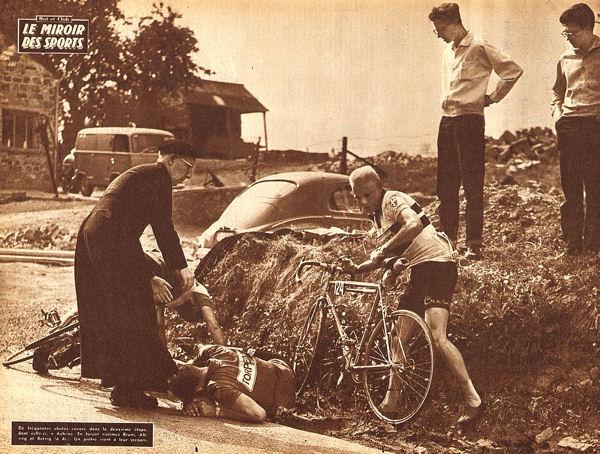 Blog Tour 1959 étap Metz-Namur le curé
