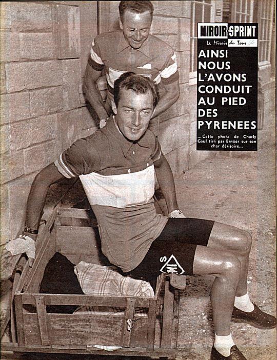 Blog Tour 1959 Gaul avant Pyrénées