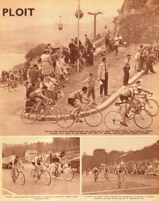 Blog Tour 1959 montée citadelle Namur 2