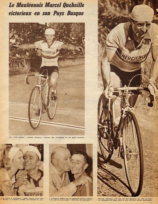 Blog Tour 1959 Queheille à Bayonne 1