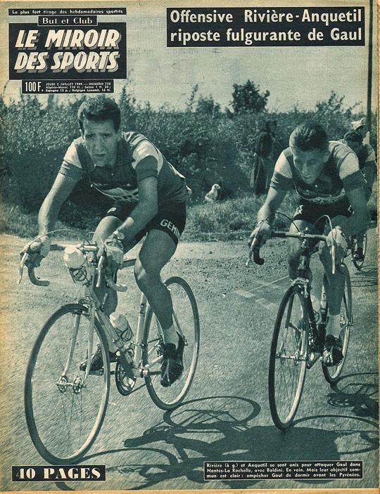 Blog Tour 1959 Riviere Anquetil Nantes-La Rochelle