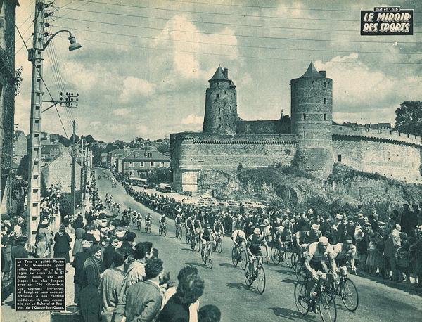 Blog Tour 1959 Rouen-Nantes Fougeres