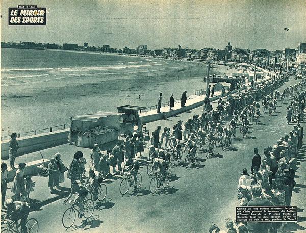 Blog Tour 1959 Sables d'Olonne La Rochelle