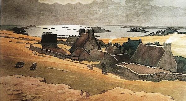 Blog maisons aux toits de chaume H.G meunier