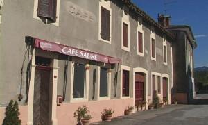 Café Sauné façade