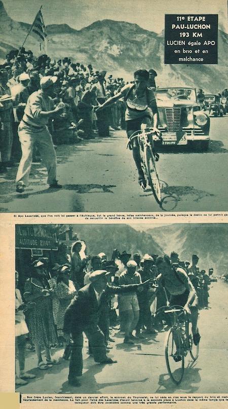 Apo et Lucien Lazarides-1949-07-13+-+Miroir+Sprint+-+06