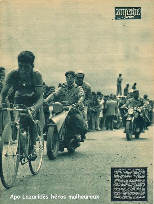 Apo Lazaridès héros malheureux1949-07-13+-+Miroir+Sprint+-+13