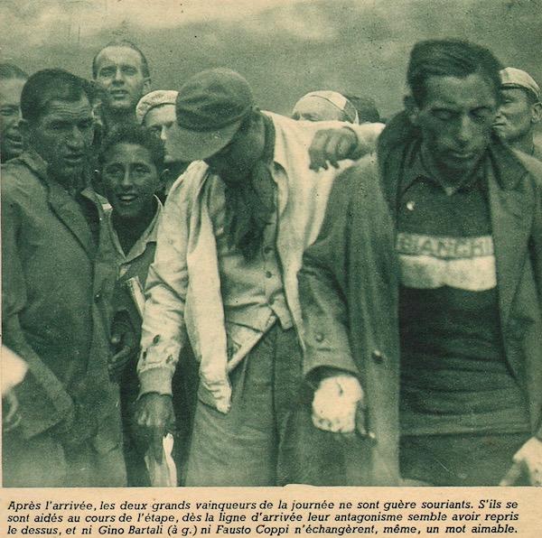 Bartali Coppi arrivée Briançon1949-07-20+-+BUT-CLUB+192+-