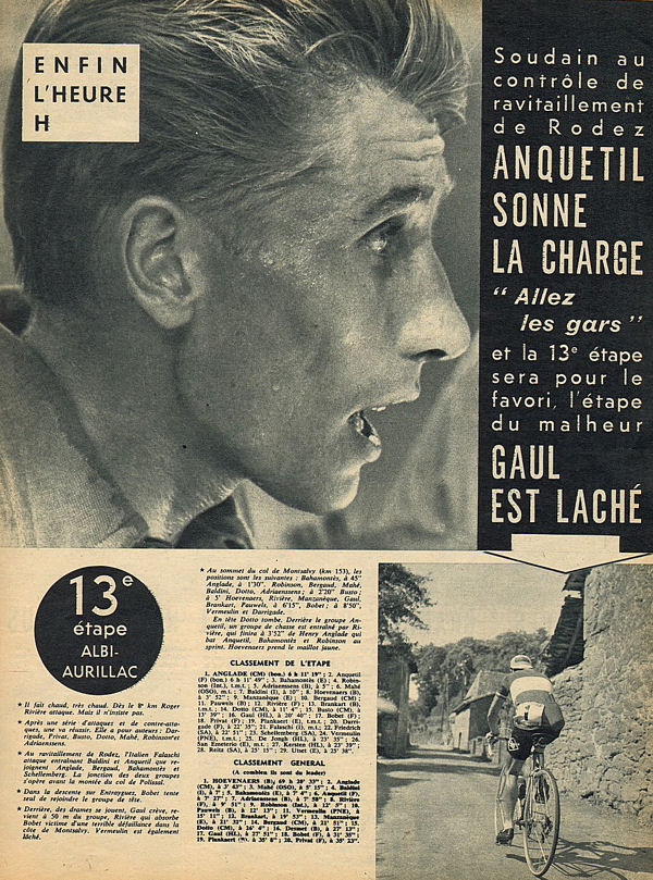 Blog Albi-Aurillac Anquetil sonne la charge