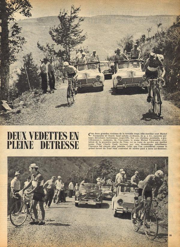 Blog Gaul Vermeulin en détresse à Montsalvy