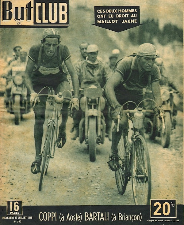 Briançon-Aoste 1949-07-20+-+BUT-CLUB+192+-+36th+Tour+de+France+-+024A