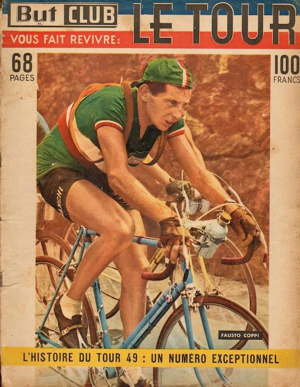 couverture L'histoire du Tour 49