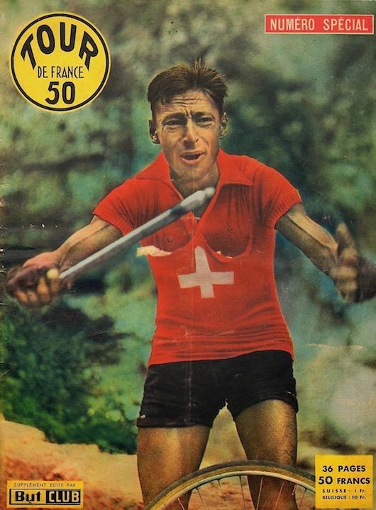 crevaison Kubler  couleur1950+-+But+et+Club+-+Spéciale+Tour+-+00