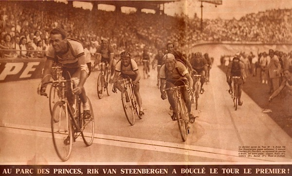 Van Steenbergen1949-07-22+-+BUT-CLUB+193+-+36th+Tour+de+France+-+050A