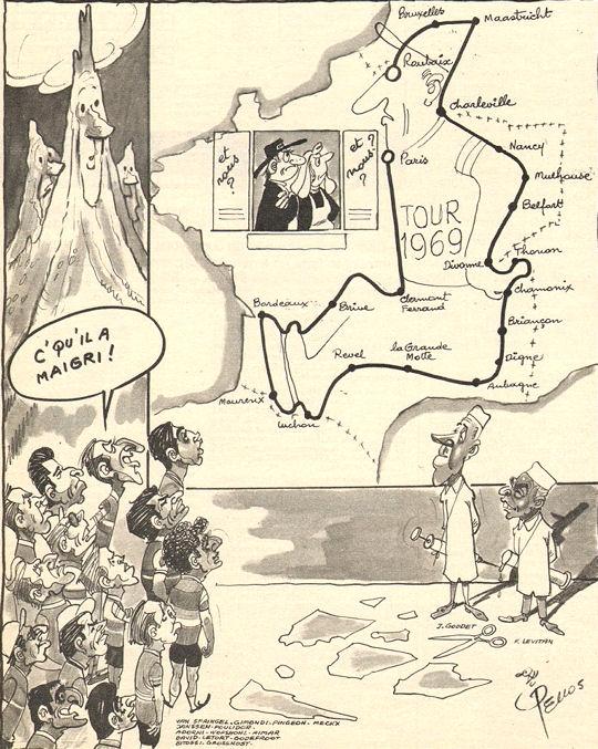 Blog carte du Tour Pellos