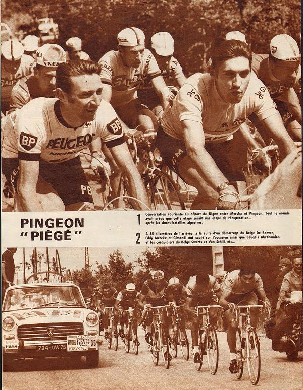 Blog Digne-Aubagne Pingeon et Merckx