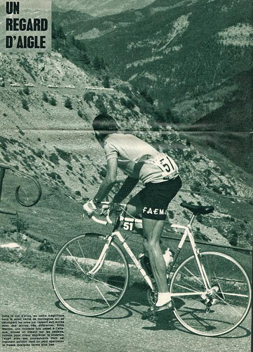 Blog étape Digne Merckx Allos