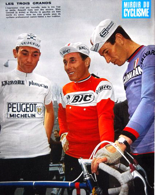 Blog Merckx Anquetil Gimondi