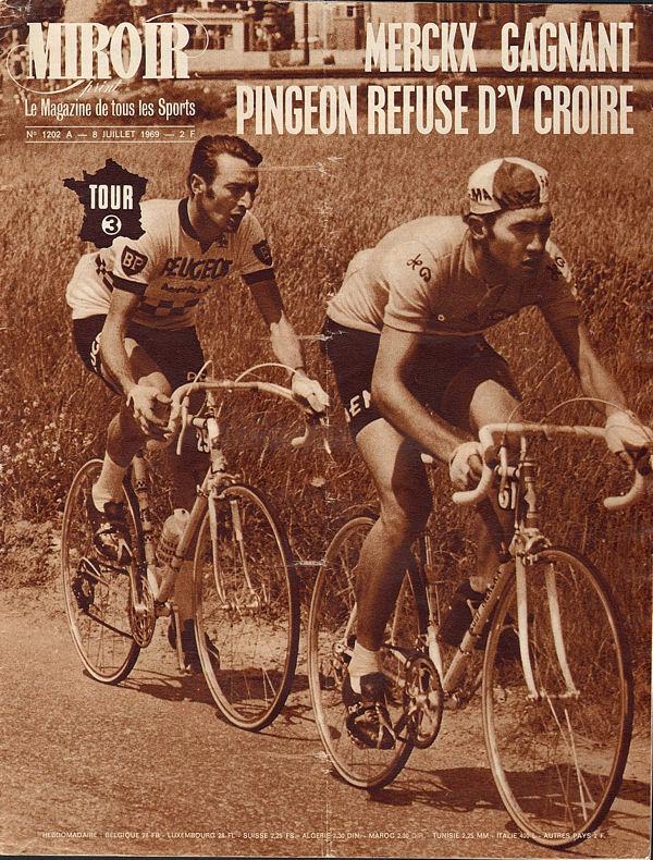 Blog Merckx gagnant Pingeon refuse d'y croire