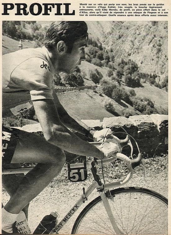 Blog Merckx profil Allos